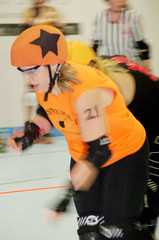 196 (Bawdy Czech) Tags: lcrd lava city roller dolls spit fires basin bombers bend or oregon april 2018 skate derby wftda flat track bout