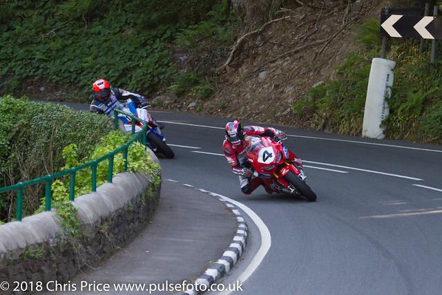 Isle of Man TT 2018: Senior Qaulifying 6th June