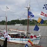 Tall Ships Regatta 2018, Bordeaux, Gironde, Nouvelle-Aquitaine, France. thumbnail