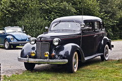 Chrysler Royal Sedan 1937 (1600) (Le Photiste) Tags: clay chryslergrouplimitedliabilitycompanyllcauburnhillsmichiganusa chryslerroyalsedan cc 1937 chryslerroyal6seriesc164doorsedan simplyblack ruinerwoldthenetherlands thenetherlands americanluxurycar oddvehicle oddtransport rarevehicle afeastformyeyes aphotographersview autofocus artisticimpressions alltypesoftransport anticando blinkagain beautifulcapture bestpeople'schoice bloodsweatandgear gearheads cazadoresdeimágenes creativeimpuls carscarscars canonflickraward digifotopro damncoolphotographers digitalcreations django'smaster friendsforever finegold fandevoitures fairplay greatphotographers peacetookovermyheart clapclap hairygitselite ineffable infinitexposure iqimagequality interesting inmyeyes lovelyshot lovelyflickr livingwithmultiplesclerosisms myfriendspictures mastersofcreativephotography niceasitgets photographers prophoto photographicworld planetearthtransport planetearthbackintheday photomix soe simplysuperb saariysqualitypictures slowride showcaseimages simplythebest thebestshot thepitstopshop themachines transportofallkinds theredgroup thelooklevel1red simplybecause vividstriking wheelsanythingthatrolls wow yourbestoftoday oldtimer