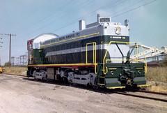 Indian Hill & Iron Range 302 Aug61 2 (jsmatlak) Tags: chicago railroad indian hill iron range freight car dumper slag train