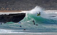 SUANCES / 7037DSC (Rafael González de Riancho (Lunada) / Rafa Rianch) Tags: waves olas mar sea ocean cantabria españa deportes sports surf surfing bodyboard vagues ondas mare beach playa