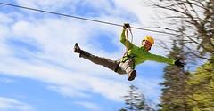 Zip Line Design: Components for a Complete System #zipline #design http://bit.ly/2trMOsD (Skywalker Adventure Builders) Tags: high ropes course zipline zipwire construction design klimpark klimbos hochseilgarten waldseilpark skywalker
