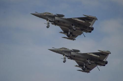 2 French Navy Dassault Rafale's (4)