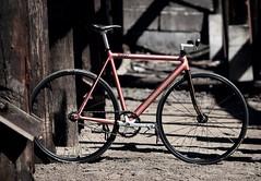(a.dangerpdx) Tags: cannondale track pink 1993 93 bike ctrack