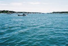 (Doug J.) Tags: canon eos rebel g rebelg 500n film 35mm 40mm f28 agfaphoto agfa vista 200 marthas vineyard ocean sea water dock boats chappaquiddick