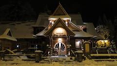 Zakopane-November'17 (47) (Silvia Inacio) Tags: zakopane poland polónia polska night noite snow neve house casa