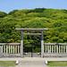 Le kofun de l'empereur Nintoku (Sakai, Japon)