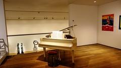 Piano (Raúl Alejandro Rodríguez) Tags: piano música music museo museum pinturas paintings colección de arte amalia lacroze fortabat buenos aires argentina