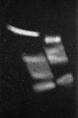 Summer light (RoryO'Bryen) Tags: summer light luzdeverano hieroglyphic shadow shade sombra leicam3 rangefinder ilfordfp4 selfdeveloped rodinal copyrightroryobryen roryobryen