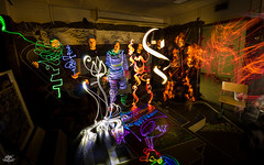 LUX HELSINKI 2018. Jannepaint's studio (Frodo DKL) Tags: light painting lightpainting lp lightgraff graffiti de luz pintura children darklight dkl lightart art artist frodoalvarez lightpaintingparadise paradise lpp longexposure long exposure larga exposición largaexposición retrato portrait lux helsinki 2018 luxhelsinki lightpaintbox jannissid jannepaint ciscolightpainting hannu huhtamoh dawn photocall photobooth booth photo call festival studio after party afterparty fun lp4fun