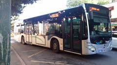 Transdev Vaux le Pénil réseau Melibus Mercedes Citaro C2 DS-968-RX (77) n°71916 (couvrat.sylvain) Tags: transdev vaux le pénil melibus mercedesbenz mercedes citaro c2 o 530 o530 bus autobus melun