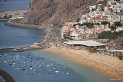 Playa De Las Teresitas, Санта-Круз, Тенеріфе, Канарські острови  InterNetri  751