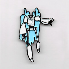Electrobot 10 años (ELECTROBUDISTA) Tags: electrobudista electrobot pin illustration characters robot bogotá colombian colombia chapinero colorfulimages cool awesome whimsical