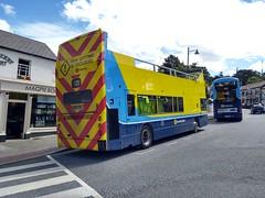 AV144 the treelopper. (Dublin Bus - Tony Murray) Tags: dublinbus av144 wicklow enniskerry enniskerryvillage