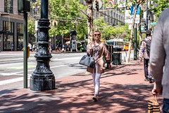 San Francisco 2018 (burnt dirt) Tags: sanfrancisco california vacation town city street road sidewalk crossing streetcar cablecar tree building store restaurant people person girl woman man couple group lovers friends family holdinghands candid documentary streetphotography turnaround portrait fujifilm xt1 color laugh smile young old asian latina white european europe korean chinese thai dress skirt denim shorts boots heels leather tights leggings yogapants shorthair longhair cellphone glasses sunglasses blonde brunette redhead tattoo pretty beautiful selfie fashion japanese brown gold pattern bag