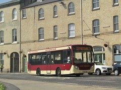 East Yorkshire 504 MX12CFK Queens Dock Ave, Hull on 51 (1280x960) (dearingbuspix) Tags: eyms eastyorkshire goahead gonortheast 504 mx12cfk