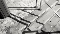Blackburn Lancashire (Zak Aesop) Tags: shadows steps pavement blackburn