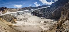 Crater of Mutnovsky volcano (anatoliimalikov) Tags: volcano krater mutnovsky russia kamchatka travel outdoor mountain landscape nature wild