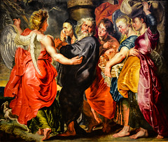 Jacob Jordaens - The Flight of Lot and His Family from Sodom (after Rubens), 1620 at National Museum of Western Art - Tokyo Japan (mbell1975) Tags: taitōku tōkyōto japan jp jacob jordaens the flight lot his family from sodom after rubens 1620 national museum western art tokyo nmwa museo musée musee muzeum museu musum müze museet finearts fine arts gallery gallerie beauxarts beaux galleria painting dutch grand masters flemish golden age
