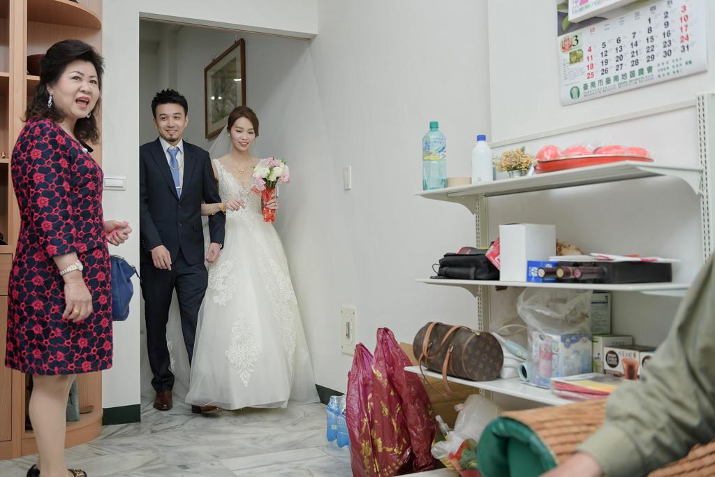台南婚攝 - 總理大餐廳婚宴!婚禮紀錄-18