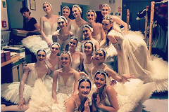 Behind-the-scenes with The Royal Ballet on tour in Madrid