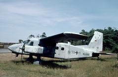 Do28D Marineflieger (Rob Schleiffert) Tags: nordholz dornier do28 skyservant marineflieger 5911 germannavy