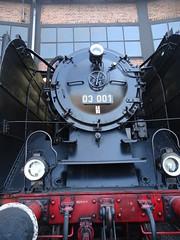 03 001 (Thomas230660) Tags: dresden eisenbahn dampf dampflok steam steamtrain sony