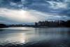 A blue moment... (BigWhitePelican) Tags: helsinki finland herttoniemi morning sea sadness cloudy canoneos70d adobelightroom6 niktools 2018 april