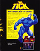 THE TICK BROCHURE FOR FOX INTERACTIVE 1994 (vsndesigns) Tags: beta the tick vs arthur sentinel prime optimus successor townsend coleman lego minifig minifigure dcon 2014 ball mylar balloon buttons bonanza pencil indie shocker gbjr toys with tie and tshirt zombie in a steel box fox promotional totally kids magazine 45 club spoon taco bell meal commercial eli stone ben edlund little wooden boy comic book merchandise rare limited edition 80s 90s collector museum naked super hero heroine collection photo screen text