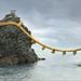 Meoto Iwa, les rochers mariés (Ise, Japon)