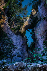 PONT DE MALANY (juan carlos luna monfort) Tags: puente lasenia nocturna largaexposicion lightpainting nikond7200 irix15 calma paz tranquilidad