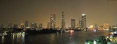 Bangkok skyline, Thailand 2018 (Dis da fi we) Tags: bangkok skyline thailand