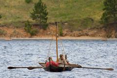 2018-06-22 K3 Colorado (6) (Paul-W) Tags: boat vikings norse replicanordicboat lakeestes estespark colorado 2018