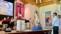 Worship Service with Pastor David Haydu (7-8-2018) - Worship (nomad7674) Tags: 2018 20180708 july beacon hill church efca worship service beaconhill beaconhillchurch monroect monroe ct evangelical free offertory offering