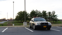 Maryland State Police (Emergency_Spotter) Tags: ford crown victoria police interceptor p71 canine k9 unit cvpi