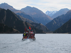 Tianchi Heavenly Lake (D-Stanley) Tags: tianchi heavenly lake bogda urumqi xinjiang china