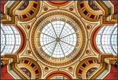 Galeria Nacional (Totugj) Tags: nikon d5100 sigma 816mm galería nacional the national gallery london londres england inglaterra gran bretaña ceiling techo granangular