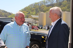 Secretary of Agriculture Sonny Perdue in Nashville & Knoxville