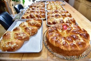 Greek Easter bread!