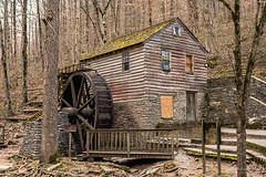 Rice Grist Mill (Back Road Photography (Kevin W. Jerrell)) Tags: gristmills norris tennessee oldbuildings backroadphotography nikond7200 daysgoneby norrisdamstatepark