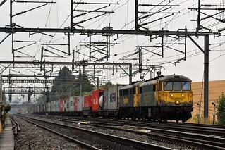86637 & 86609 Bourne End Junction