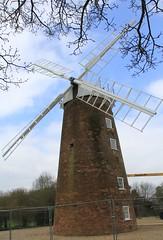 Dereham windmill (jpotto) Tags: uk norfolk dereham windmill building structure towermill derehamwindmill