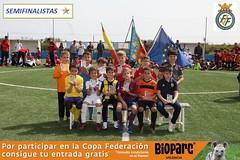 VIII Copa Federación Prebenjamín Fase* Jornada 3