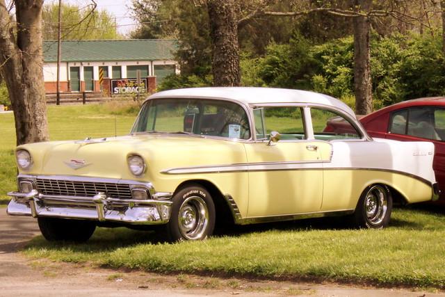 1956 Chevy Bel Air 2-door Hardtop