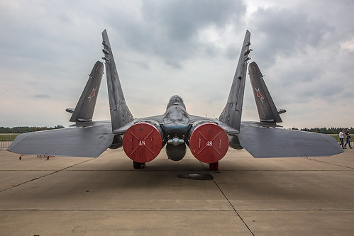 RF-92324 48, Mikoyan-Gurewitsch MiG-29K Russian Navy @ Kubinka UUMB