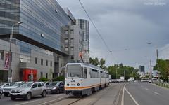 251 - 11 - 18.07.2018 (VictorSZi) Tags: romania bucharest bucuresti transport tram tramvai alexandria v3a93faur nikon nikond3100 summer vara july iulie