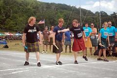 1 (505) (Beadmanhere) Tags: 2010 grandfather mountain highland games athletics scotland scottish kilts