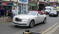 2017 Rolls Royce Dawn V12 (occama) Tags: 8r rolls royce dawn v12 car 2017 plate personal cornwall uk british luxury