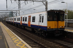 315808 (Rob390029) Tags: 315808 class 315 london overground bethnal green emu electric multiple unit train track tracks rail rails travel travelling transport transportation transit public railway station bet geml great eastern mainline